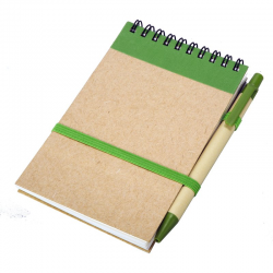 Notes eco z długopisem - R73795