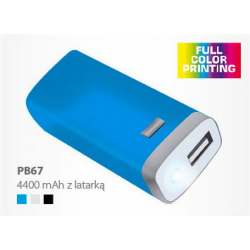 Power Bank - PB67 4400 mAh