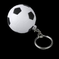 Brelok antystresowy  w kształcie piłki nożnej - R73913