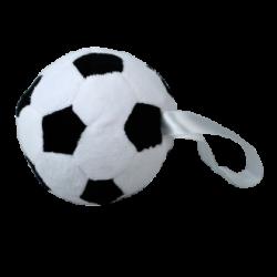 Maskotka w kształcie piłki nożnej - R73891