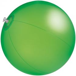 """Piłka plażowa w transparentnych, """"szronionych"""" kolorach - 5102904"""