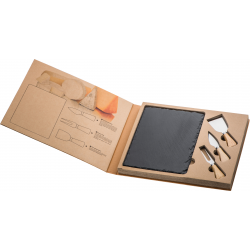 Podstawka do serów z akcesoriami - 8019077