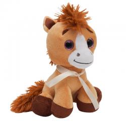 Pluszowa maskotka w kształcie konia - R74027