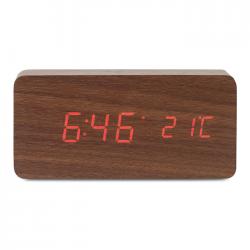 Zegar ledowy z MDF - MO8620-40