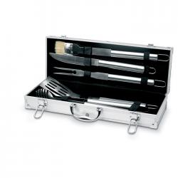 Aluminiowa walizka do barbecue - it3476
