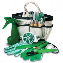 Komplet 7 narzędzi ogrodniczych w torbie - it2214