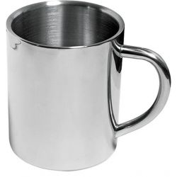 Kubek metalowy 210 ml - 17339