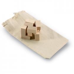 Drewniana 7-częściowa układanka - kc2585