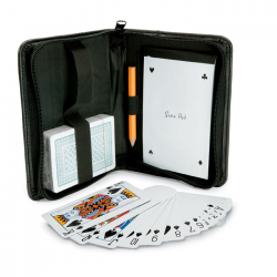 Komplet kart do gry z notesem i ołówkiem - kc6572-03