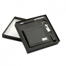 Zestaw portfel, długopis, breloczek - kc7109