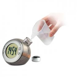 Zasilany wodą zegar biurkowy - it3828