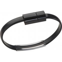 Opaska z portami USB i mikro USB - 2039803