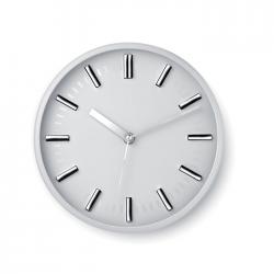 Okrągły zegar ścienny z mechanizmem 'tik-tak' - kc2669