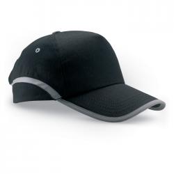 5-panelowa czapka bejsbolówka z bawełny twill - KC6403