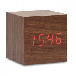Zegar z wyświetlaczem LED - MO9090-40
