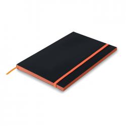Notatnik A5 z papierową okładką - mo9100