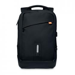 Nylonowy plecak z wbudowanym wyjmowanym power bankiem 8000mAh - MO9111-03