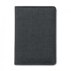Etui na karty/wizytówki z zabezpieczeniem RFID - MO9106