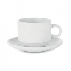 Filiżanka ze spodkiem do cappuccino - mo9132