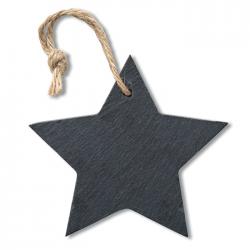 Zawieszka świąteczna w kształcie gwiazdki, - cx1434