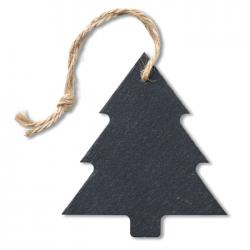 Zawieszka świąteczna w kształcie choinki, - CX1433-03