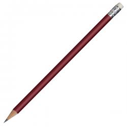 Okrągły, zaostrzony ołówek HB z drewna lipowego - R73771