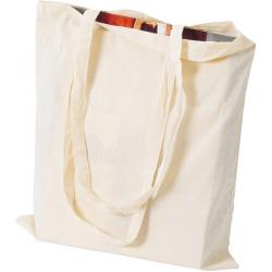 Bawełniana torba z długimi uszami  - 6216406