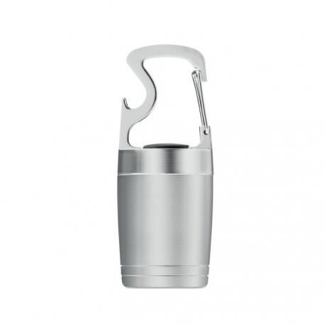 Aluminiowa latarka COB z otwieraczem - MO9320