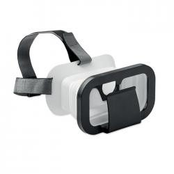 Składane okulary VR wykonane z silikonu i plastiku - MO9165