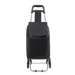 Składana torba na zakupy na kółkach o pojemności 25L - MO9269