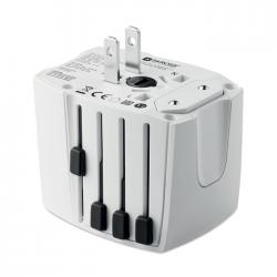 Kompaktowy, wielofunkcyjny adapter World Adapter MUV USB - MO9324