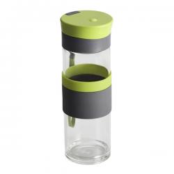 Szczelny szklany bidon 500 ml - R08290.55