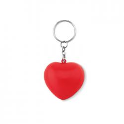 Brelok serce z PU - MO9210-05