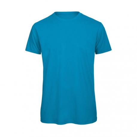 T Shirt 140 G M 100 Bawełna Czesana Ring Spun Organiczna Bc0102