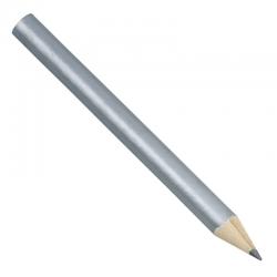 Okrągły błyszczący, krótki ołówek - R73774