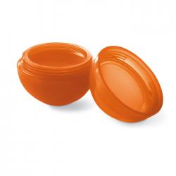 Smakowy balsam do ust w okrągłym pudełku - KC6655