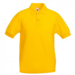 koszulka polo dziecięca 180 g/m² - FO3417