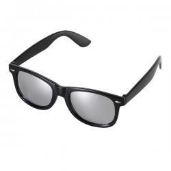 Lustrzane okulary przeciwsłoneczne z soczewkami akrylowymi - R64457