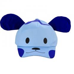 Bawełniana czapka dla dzieci - piesek - R08741