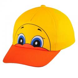 Bawełniana czapka dla dzieci - kaczuszka - R08740