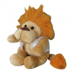 Maskotka w kształcie lwa - R73852