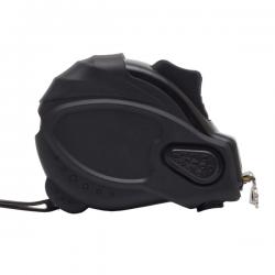 Zwijana miarka 5 m wykonana z stali węglowej i plastiku ABS - R17626