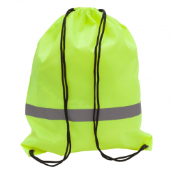 Plecak promocyjny z taśmą odblaskową - R08696.03