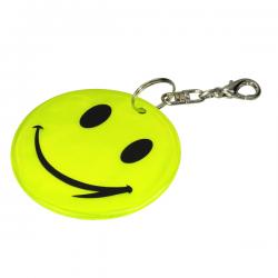 Brelok odblaskowy smile - R73246