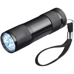 Latarka z 9 diodami LED - 8875703