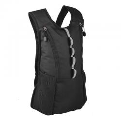 Wykonany z poliestru 600 D plecak sportowy z bocznymi kieszonkami - R08634.02