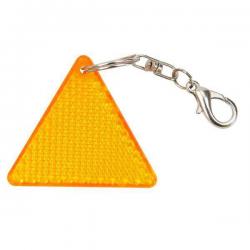 Brelok odblaskowy - trójkąt - R73237