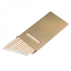 Zestaw drewnianych kredek - R73775