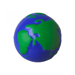 Antystres w kształcie kuli ziemkiej - R73928