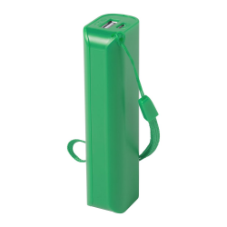 Plastikowy powerbank 1200mAh - AP781309